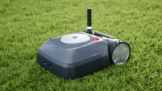 IRobot's Terra Robot Mower is the official 'Roomba for lawns'