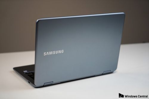 Samsung Notebook 7 Spin (2018) review: A simple 2-in-1 laptop