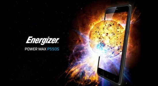 Energizer® Power Max P550S Officially Announced