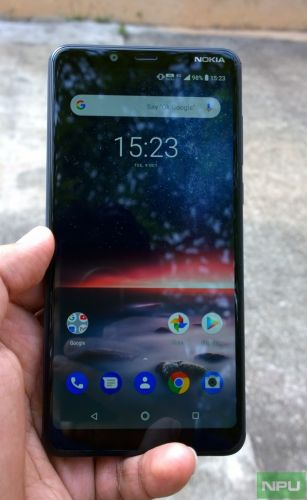 Nokia 3.1 Plus also receiving January Security update now