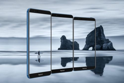 Honor's 7X looks to offer reduced bezels at a reduced price