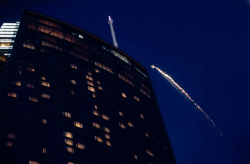 Red Bull scared a bunch of people in Los Angeles with a fake meteor