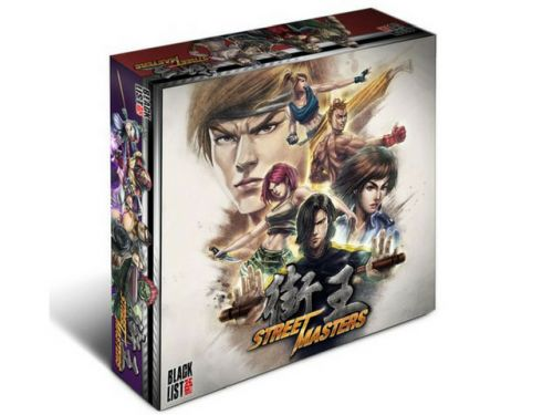 'Street Masters' Brings Double Dragon to Your Tabletop
