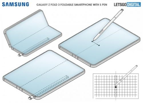 Is this the Samsung Galaxy Z Fold 3 or the Galaxy Note 21?