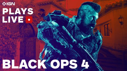 We're Streaming More Call of Duty: Black Ops 4 Today