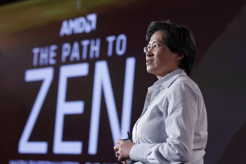 AMD's upbeat 2018 start: Strong results ahead of new HQ opening