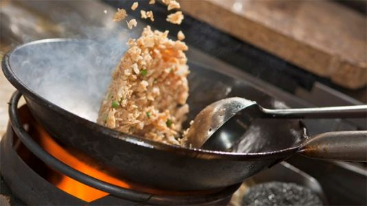 How to Cook Perfectly Fried Rice, According to Scientists
