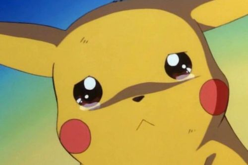 Pikachu is talking now and it's very upsetting