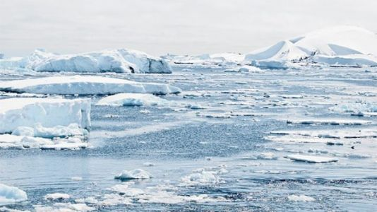 Antarctica's Ice Melting Rate Has Increased by 240 Percent, Research Finds