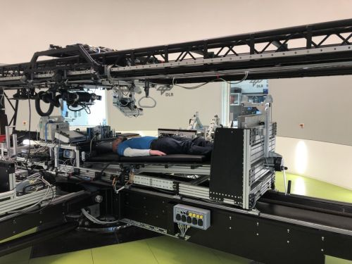 'Artificial Gravity' Bed-Rest Study to Track Space Travel's Effects on Human Body