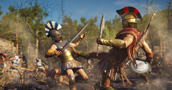 Why Assassin's Creed Odyssey Lets You Play As A Man Or A Woman