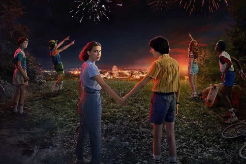 The first trailer for Stranger Things 3 teases a terrifying Independence Day