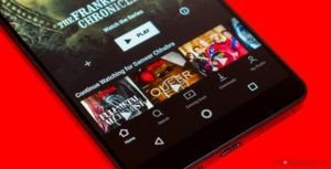 Netflix iOS and Android app update brings navigation menu to bottom of screen