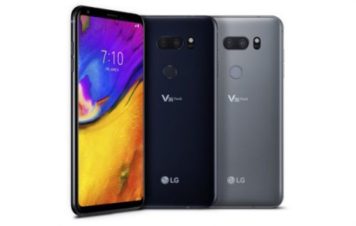 LG V40 ThinQ is still coming in three months