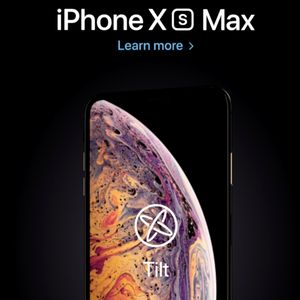 Apple outs interactive iPhone XS launch site to tilt and play with on your phone