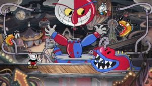 Canadian-made Cuphead now available on the Nintendo Switch