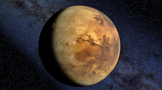 Mars may have supported underground life, but it was a long time ago