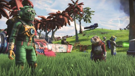 'No Man's Sky' NEXT: Free update hits July 24th - here are all the changes