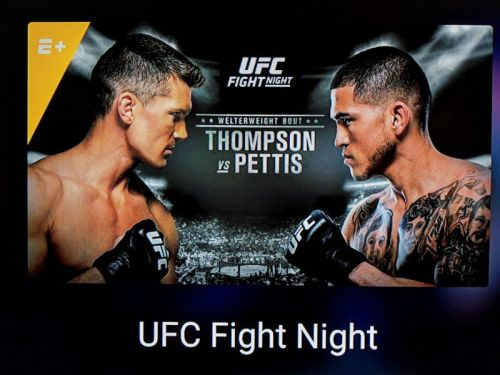 How to watch Thompson-Pettis on UFC Fight Night on March 23 on ESPN+