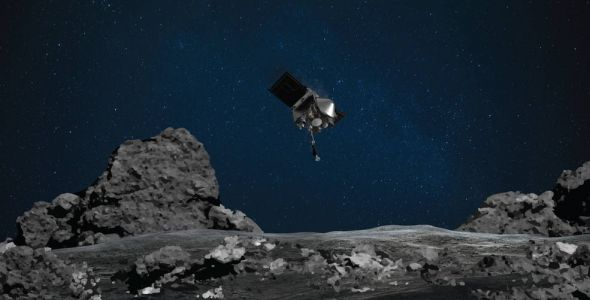 NASA OSIRIS-REx Mission All Set For Touchdown On Bennu Asteroid After Successful Rehearsals