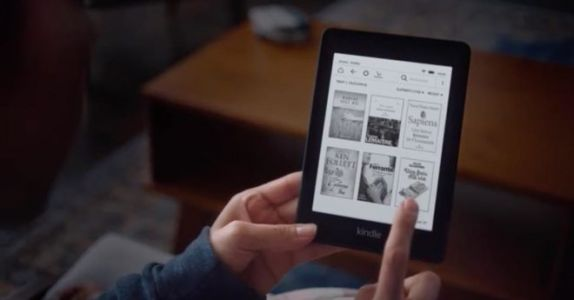 Kindle Paperwhite:  une nouvelle version sur Amazon