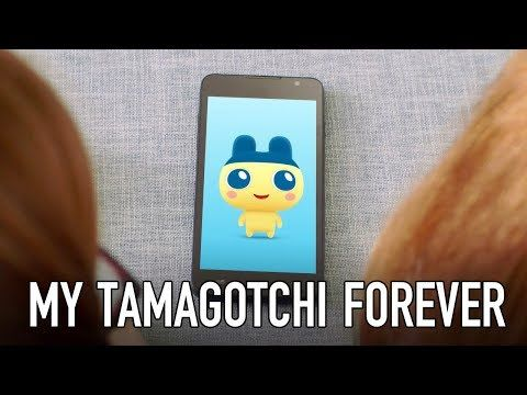 Tamagotchi is bringing virtual pets back with a mobile game for its 20th birthday next year