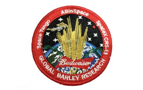 Budweiser will send barley to ISS for space brewing experiments