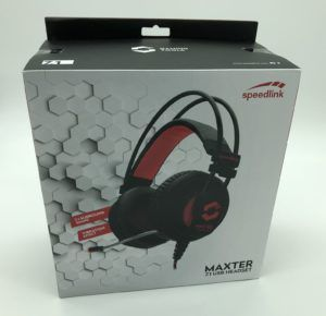 Speedlink - Casque Maxter 7.1