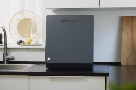 Beermkr is the all-in-one craft beer homebrewing machine