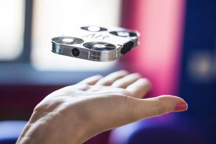 AirSelfie's second-gen selfie drone with better flight time is now available