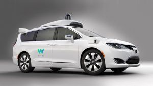Waymo Now Testing Autonomous Vehicles Without Human Safety Drivers