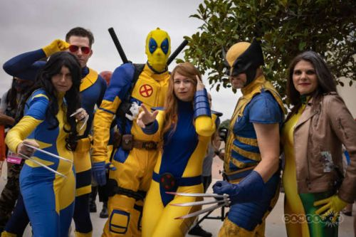 Comic-Con 2018: Best SDCC Cosplay - Skyrim, X-Men, Captain Marvel, More