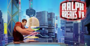 Ralph Breaks VR is a charming romp into the internet