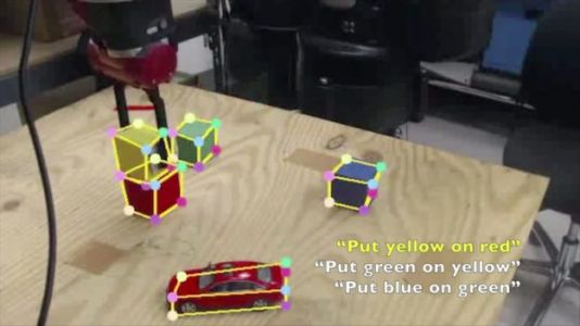Robots Learn to Complete Actions by Simply Watching