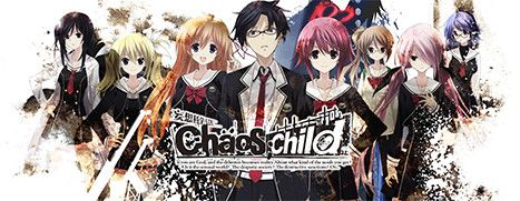 Now Available on Steam - CHAOS;CHILD