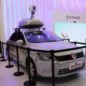 Baidu speeds ahead with $1.5bn fund for autonomous driving