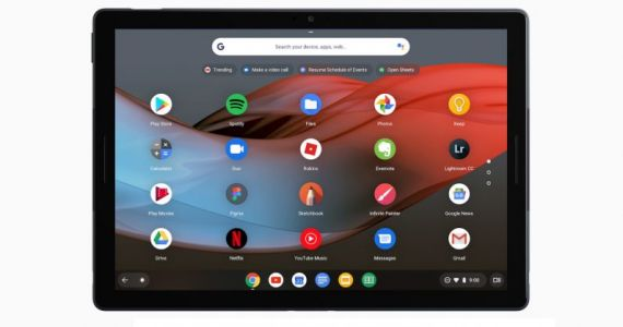 Google will no longer make tablets, but Chrome OS lives on