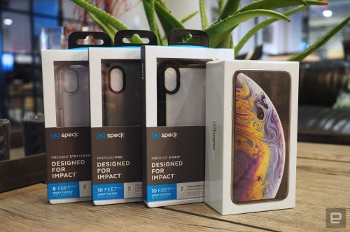Engadget giveaway: Win an iPhone XS courtesy of Speck!