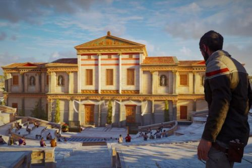 Assassin's Creed: Origins's Discovery Tour mode shows how great educational games could be
