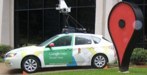 Google's adding air quality monitors to some Street View cars