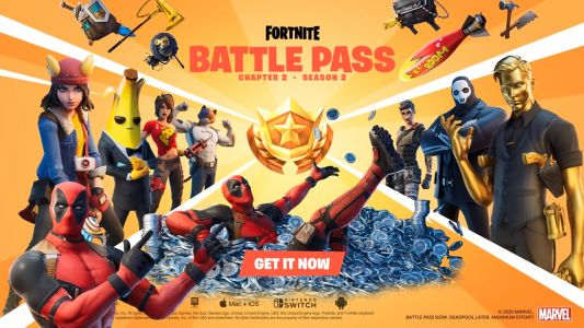 Fortnite Chapter 2 Season 2 Is Top Secret, Battle Pass features Deadpool