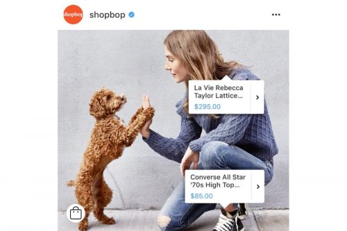 Instagram's shoppable posts spread to eight more countries
