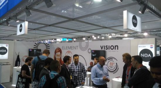 NOA Successfully Presented Itself at the CeBIT Fair in Hannover