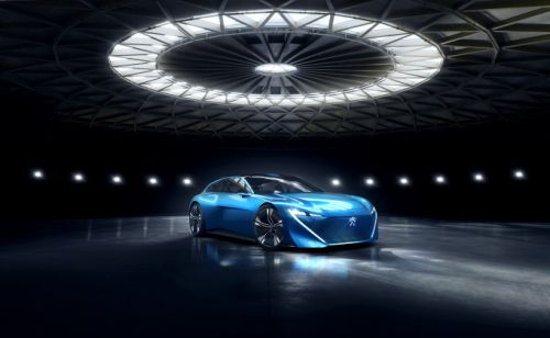 Peugeot plans 100 percent electrified vehicle lineup by 2025