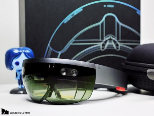 Windows 10 April 2018 Update now available for HoloLens