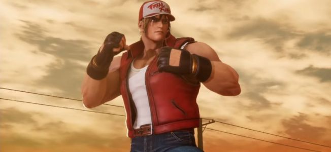 Fighting EX Layer Adds Terry Bogard And More To Its Roster