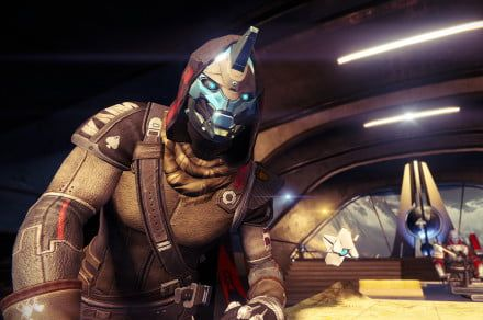 That's not Nathan Fillion's voice you hear as Cayde-6 in 'Destiny 2: Forsaken'