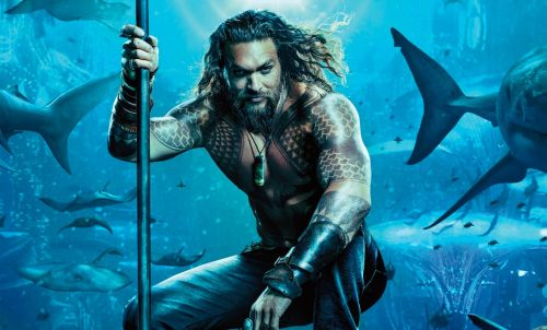 People are roasting the new 'Aquaman' poster and comparing it to 'Finding Nemo'