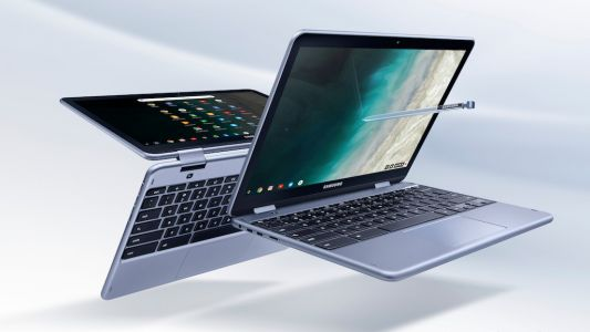 Samsung launches Chromebook Plus V2