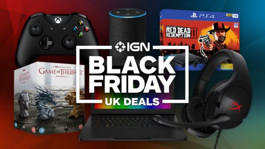 Black Friday Deals NOW LIVE: All the Best Deals on Gaming, 4K TVs, Laptops, Smart Home Devices and More